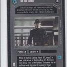 Lt. Pol Treidum Trading Card Decipher Star Wars Hoth LTD BB *ROB
