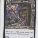 Headmasters Charge Wold of Warcraft Trading Card 325/361 unplayed WoW *ROB