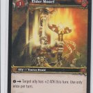 Elder Moorf Wold of Warcraft Trading Card 235/361 unplayed WoW *ROB