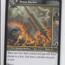 Brain Hacker Wold of Warcraft Trading Card 316/361 unplayed WoW *ROB