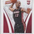 Shabazz Napier RC 2014 Panini Boxing Day #32 Heat 277/499