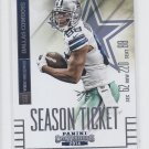 Dez Bryant Football Trading Card Single 2014 Panini Contenders #35 Cowboys