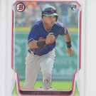 Jose Ramirez RC Trading Card Single 2013 Bowman #176 Indians