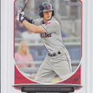 Clint Frazier Trading Card Single 2013 Bowman Draft #BDPP Indians