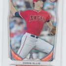 Chris Ellis 1st Prospect Trading Card 2014 Bowman Draft #DP67 Angels