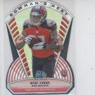 Mike Evans Best Die Cut RC 2014 Bowman Chrome #BBME Buccaneers