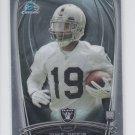 Mike Davis Trading Card Single RC 2014 Bowman Chrome #171 Raiders