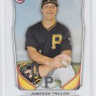 Jameson Taillon Top Prospect Trading Card 2014 Bowman Draft #TP5 Pirates
