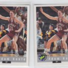 Adam Keefe Trading Card Lot of (2) 1992-93 Classic #45
