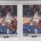 Jim McCoy Trading Card Lot of (2) 1992-93 Classic #17
