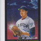 Roger Clemens Pro Vision Insert 1991 Fleer #9 Red Sox NMT Chipping