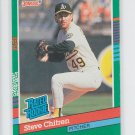 Steve Chitren Rated Rookie Trading Card Single 1991 Donruss #431 Expos