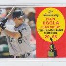 Dan Uggla 25th Anniversary Insert  2008 Topps #AR25 Braves