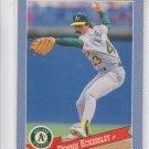 Dennis Eckersley Trading Card 1993 Hostess Baseballs #11 Athletics *BILL
