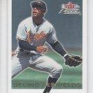 Delino Deshields Trading Card Single 2001 Fleer Focus #113 Orioles