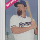 Adam Lind Trading Card 2015 Topps Heritage #403 Brewers QTY