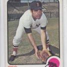 Rico Petrocelli Baseball Trading Card 1973 Topps #365 Red Sox VGEX Slight Ding