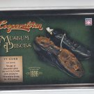 Ty Cobb Museum Pieces Insert 2012 Panini Cooperstown #1