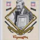 Whitey Ford Induction Insert 2012 Panini Cooperstown #98