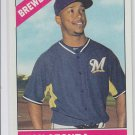 Jean Segura Baseball Trading Card 2015 Topps Heritage #12 Brewers QTY