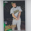 Josh Donaldson RC  Baseball Trading Card Single 2010 Topps Chrome #191 A's