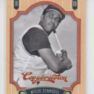 Willie Stargell  Baseball Trading Card Single 2012 Panini Cooperstown #146