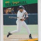 Gary Sheffield Leaders Baseball Trading Card 1993 Score Select #47 Padres