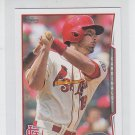 Matt Carpenter Trading Card Single 2014 Topps Mini #44 Cardinals
