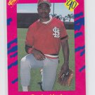 Ray Lankford Trading Card Lot of (2) 1990 Classic Update #T29 Cardinals