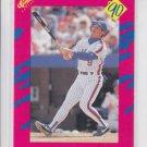 Greg Jefferies Trading Card Single 1990 Classic Update #T1 Mets