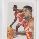 Travis Mays Trading Card Single 1991-92 Hoops #503 Hawks TC QTY