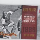 Johnny Bench High Praise Insert 2012 Panini Cooperstown #3