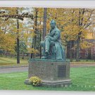 James Fenimore Statue The Village Insert 2012 Panini Cooperstown #5