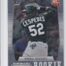 Yoenis Cespedes RC Baseball Trading Card 2012 Panini Prizm #159 Tigers