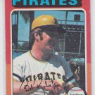 Bob Robertson Baseball Trading Card 1975 Topps #409 Pirates *Good *BILL