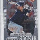 Norichika Aoki RC Baseball Trading Card 2012 Panini Prizm #177 Brewers
