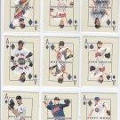Diamond Aces Set of 20 2000 Pacific Invincible Rivera Maddux Glavine Wood *BILL