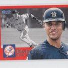 Derek Jeter Dividends Insert 2000 Fleer Tradition #5 Yankees *BILL