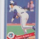 Roberto Alomar Baseball Trading Card 1993 Hostess Baseballs #14 Blue Jays *BILL
