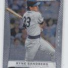 Ryne Sandberg Baseball Trading Card Single 2012 Panini Prizm #150 Cubs