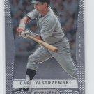 Carl Yastrzemski Baseball Trading Card Single 2012 Panini Prizm 138 Red Sox