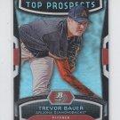Trevor Bauer Top Prospect Insert 2012 Bowman Platinum #TP-TB Diamondbacks