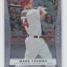 Mark Trumbo Baseball Trading Card Single 2012 Panini Prizm #114 Angels