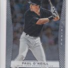 Paul O'Neill Baseball Trading Card Single 2012 Panini Prizm #126 Yankees