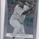 Pablo Sandoval Baseball Trading Card Single 2012 Panini Prizm #12 Red Sox