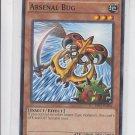 Arsenal Bug Shatterfoil Single 1996 YuGiOh Konami BP03-E004 Common x1