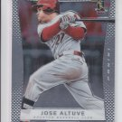 Jose Altuve Baseball Trading Card Single 2012 Panini Prizm #55 Astros