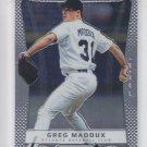 Greg Maddux Trading Card Single 2012 Panini Prizm #122 Braves