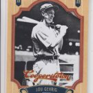 Lou Gehrig Trading Card Single 2012 Panini Cooperstown #6 Yankees