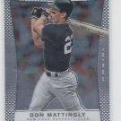 Don Mattingly Baseball Trading Card Single 2012 Panini Prizm #131 Yankees
